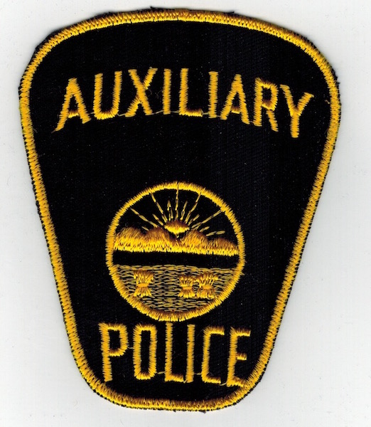 AUXILIARY POLICE