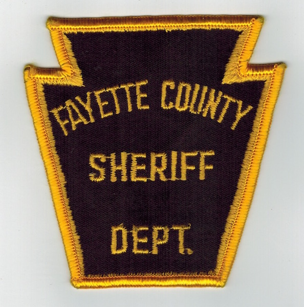 FAYETTE COUNTY SHERIFF DEPT.
