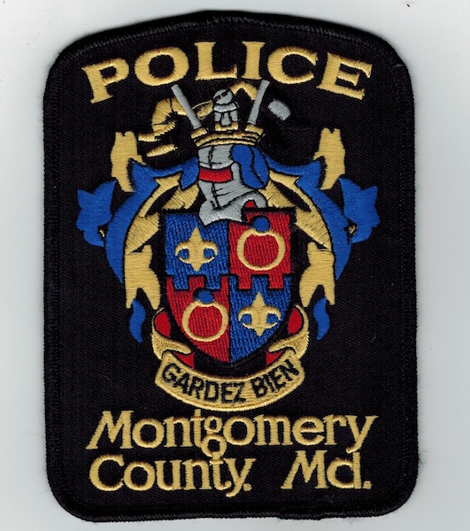 POLICE MONTGOMERY COUNTY MD.