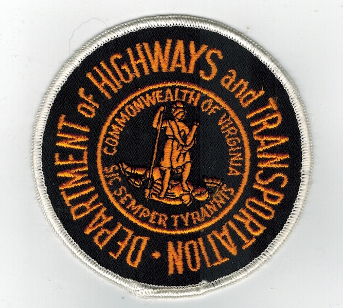 COMMONWEALTH OF VIRGINIA DEPT. OF HIGHWAYS (16)