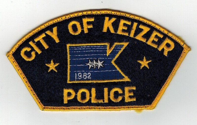 CITY OF KEIZER POLICE (19)