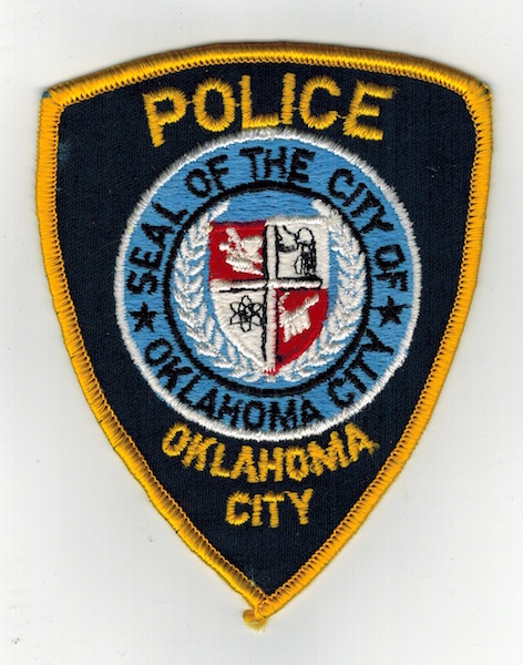 OAKLAHOMA CITY POLICE YELLOW (20)