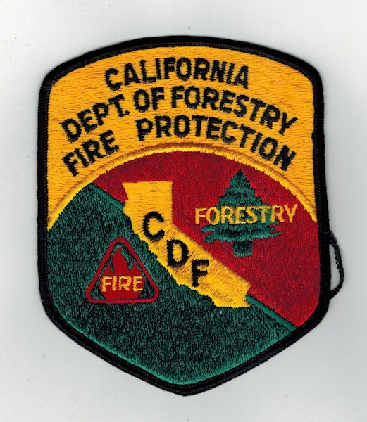 CALIFORNIA DEPT. OF FORESTRY (22)