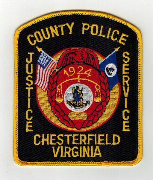 CHESTERFIELD COUNTY POLICE (23)