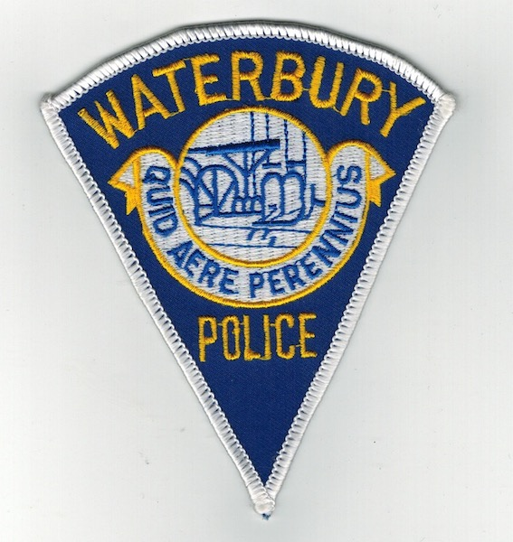WATERBURY POLICE PIE SHAPE (23)