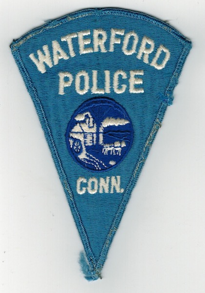 WATERFORD POLICE PIE SHAPE (23)