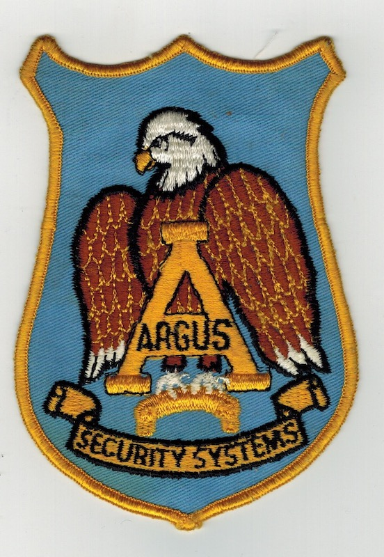 ARGUS SECURITY SYSTEMS(25)
