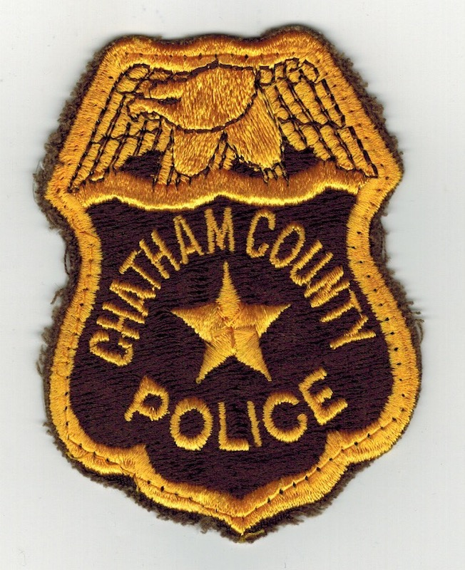 CHATHAM COUNTY POLICE (25)