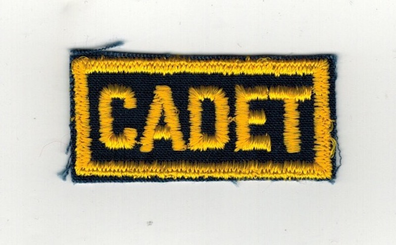 CADET TAB 2 1/8 INCHES WIDE (25)
