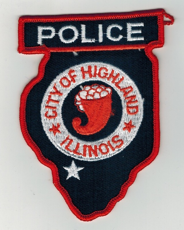 CITY OF HIGHLAND POLICE (26)