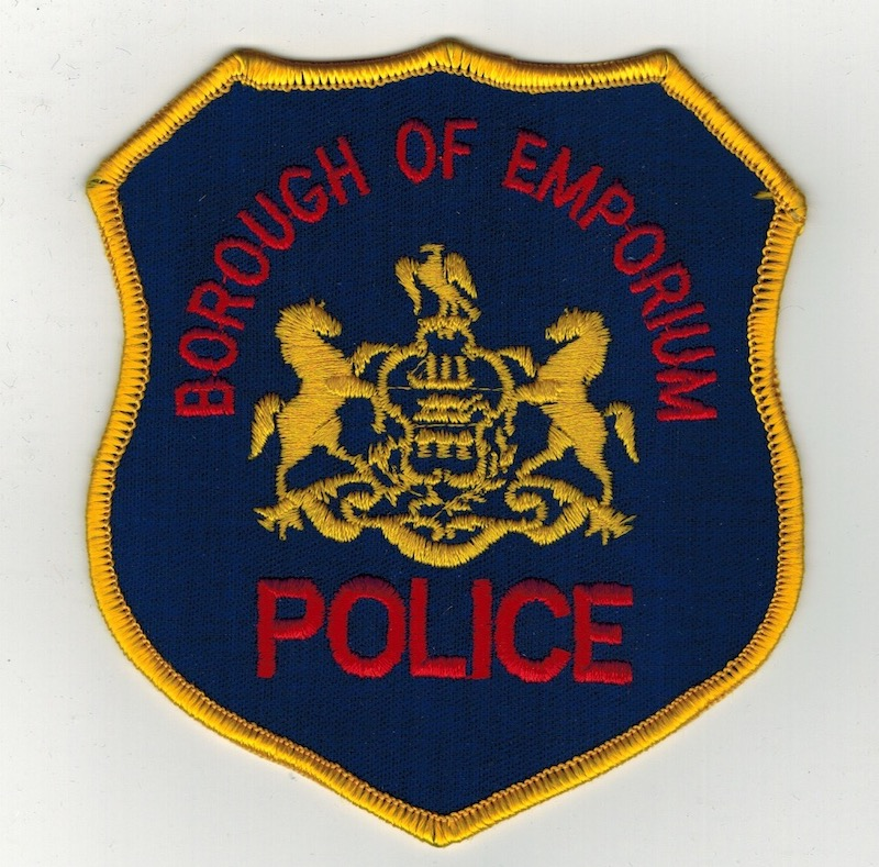 BOROUGH OF EMPORIUM POLICE (26)