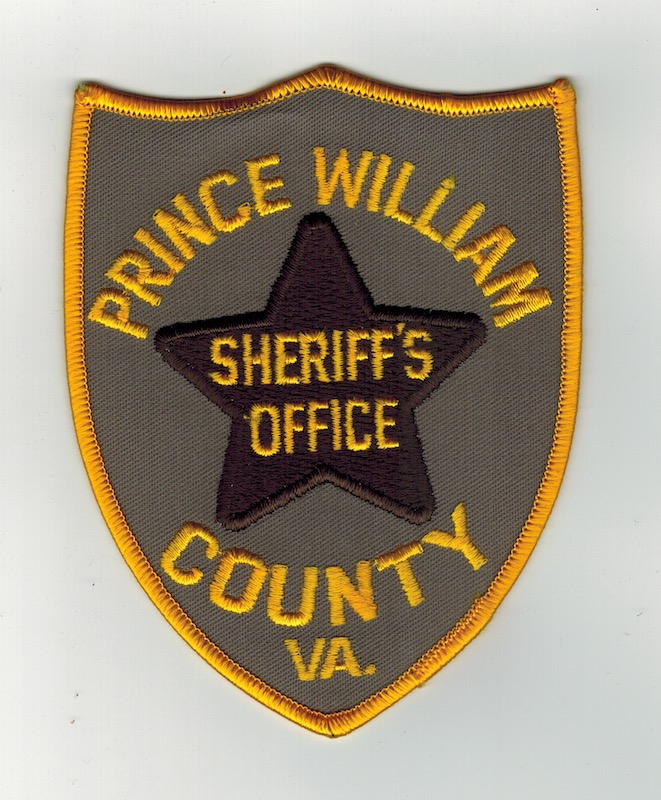 PRINCE WILLIAM SHERIFF'S OFFICECOUNTY VA.