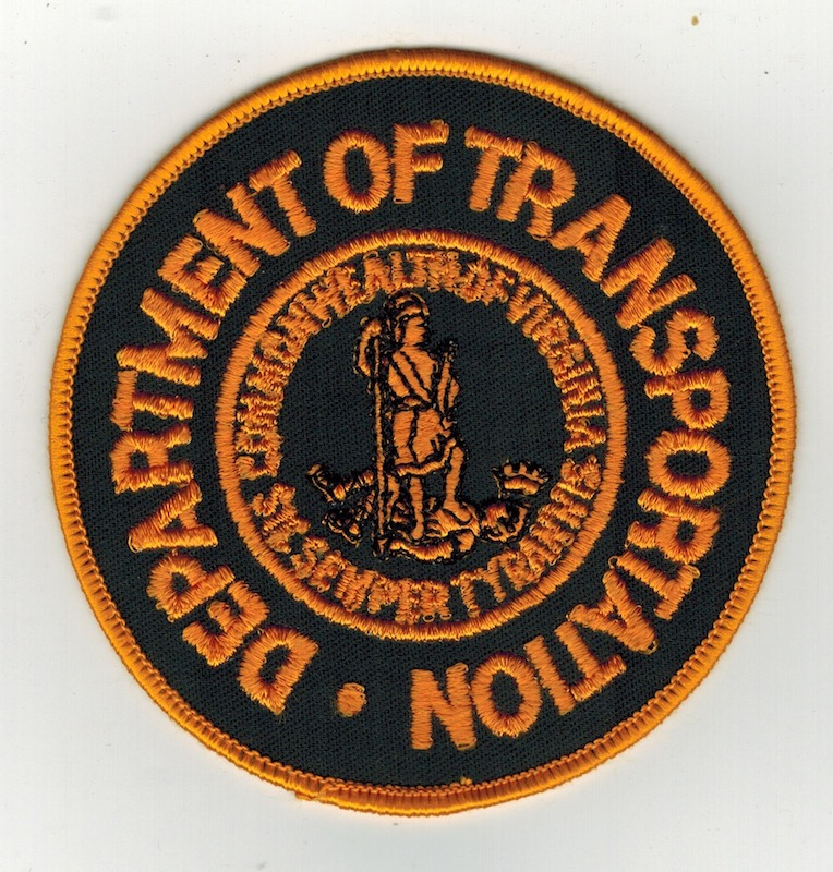 COMMONWEALTH OF VIRGINIA DEPT. OF TRANSPORTATION (16)