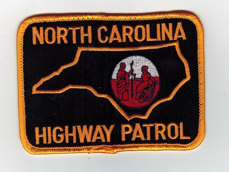 NORTH CAROLINA HIGHWAY PATROL (USED)