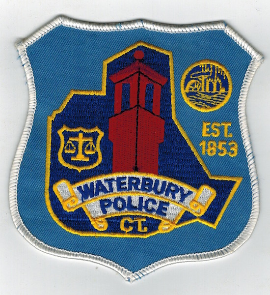 WATERBURY POLICE CT. (VH)