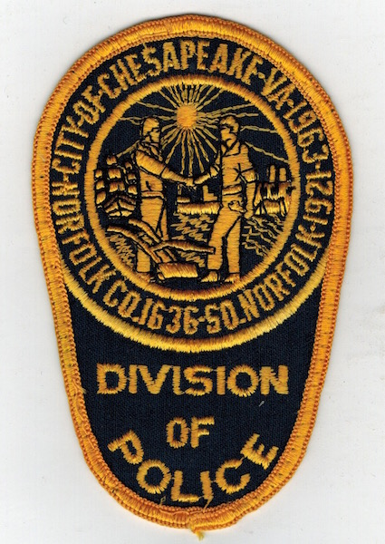 CITY OF CHESAPEAK DIVISION OF POLICE (VH)
