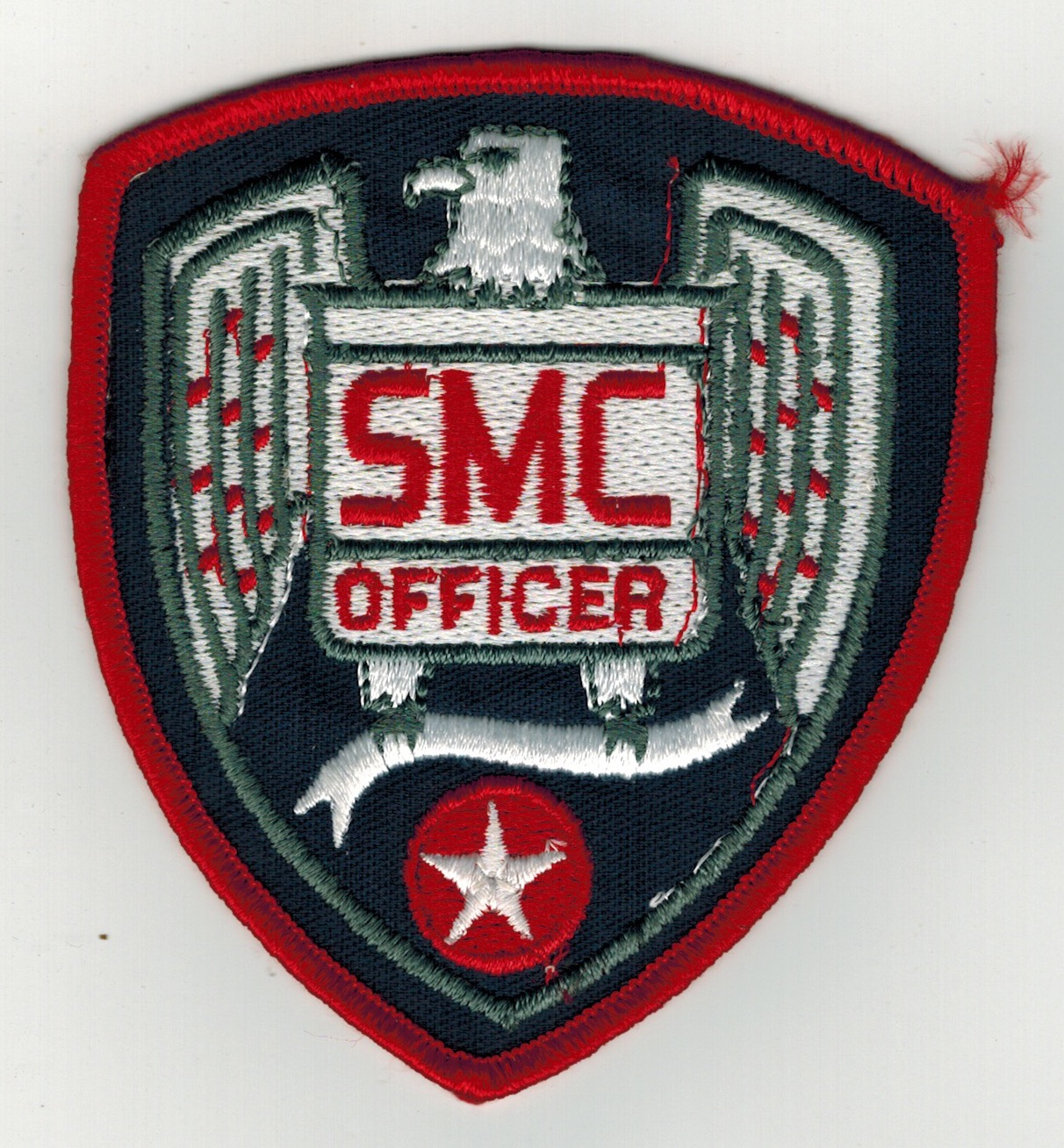 SMC SECURITY OFFICER