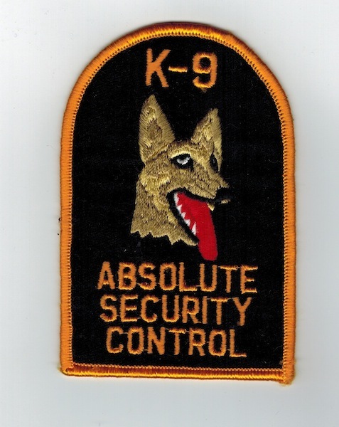 K-9 ABSOLUTE SECURITY CONTROL