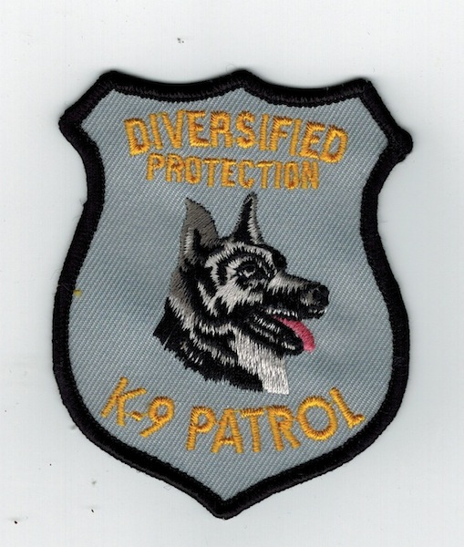 DIVERSIFIED PROTECTION K9 PATROL