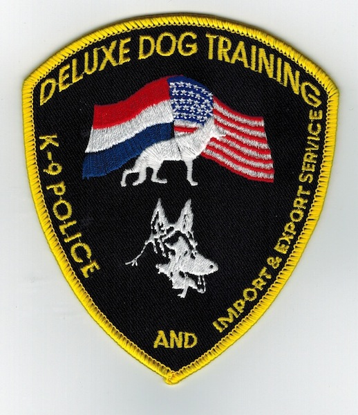 DELUXE DOG TRAINING K-9 POLICE