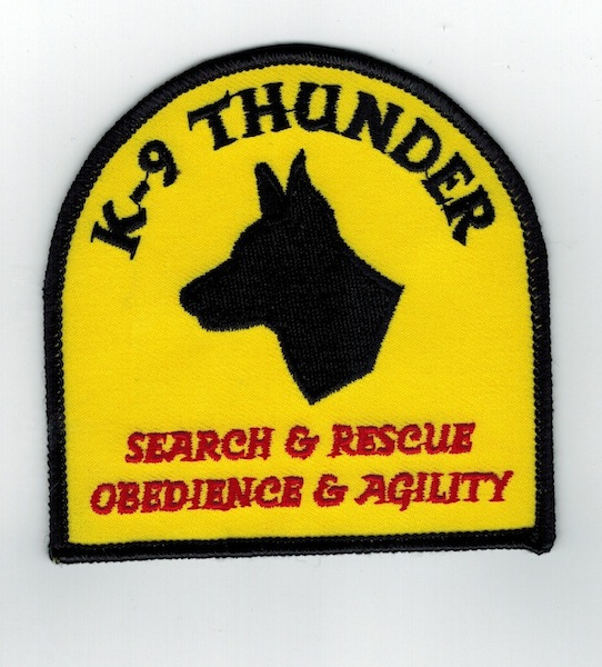 K-9 THUNDER SEARCH & RESCUE