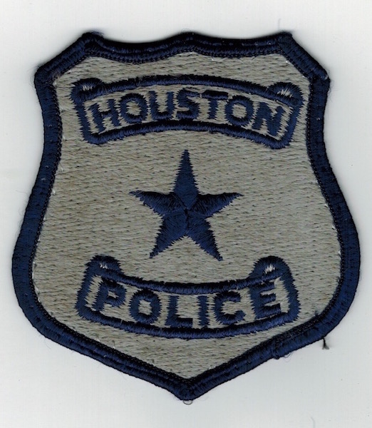 HOUSTON POLICE SMALL 3 3/8 V1 (19)