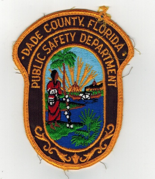DADE COUNTY FLORIDA PUBLIC SAFETY V2(23)