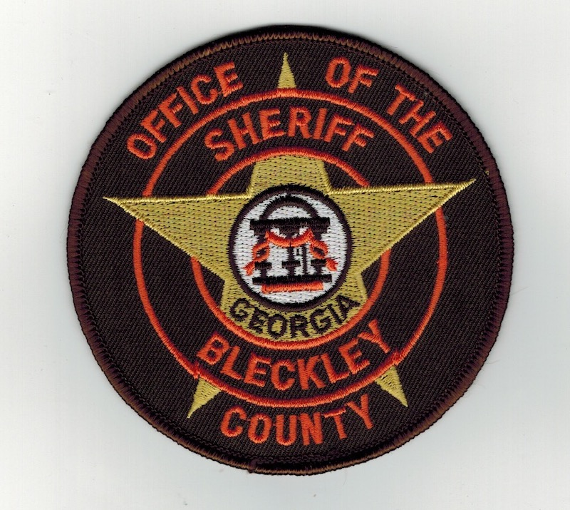 BLECKLEY COUNTY SHERIFF (25)