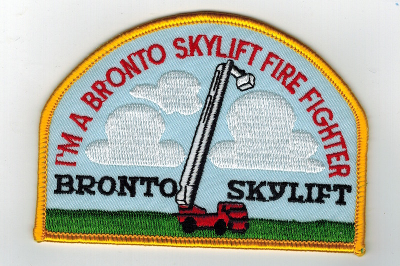 BRONTO SKYLIFT FIRE FIGHTER